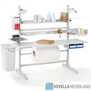 Treston compacte inpakframe met accessoires - Sovella Nederland