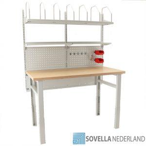 Treston Heavy Duty inpaktafel combinatie 4 - Sovella Nederland