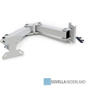 Sovella Nederland Treston LCD-houder op zwenkarm voor lichte beeldscherm tot 8 kg
