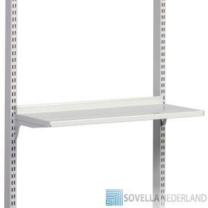 Sovella Nederland Treston legbord inhaakbaar voor op een inpaktafel
