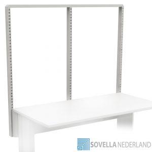 Sovella Nederland Treston perfo zuilen voor aan een concept of TP werktafel