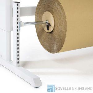 Sovella Nederland Rolhouder onder tafelblad van een inpaktafel